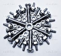 Industrial Bolts & Nuts