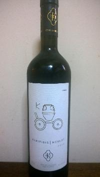 Karipidis Winery Merlot Red Wine