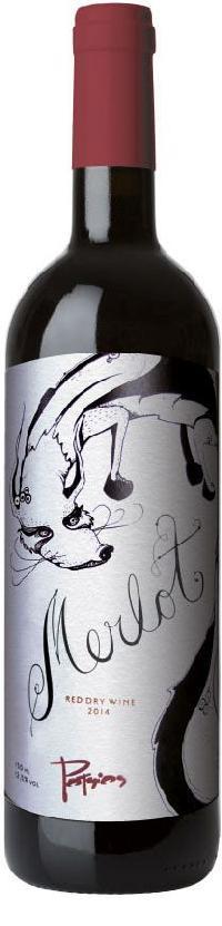 Potsios Merlot Wine