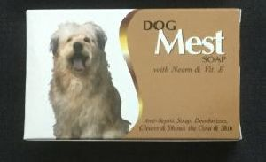 Dog Mest Soap
