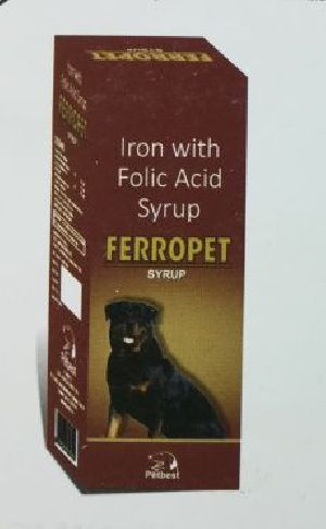 Ferropet Syrup