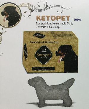 Ketopet Soap
