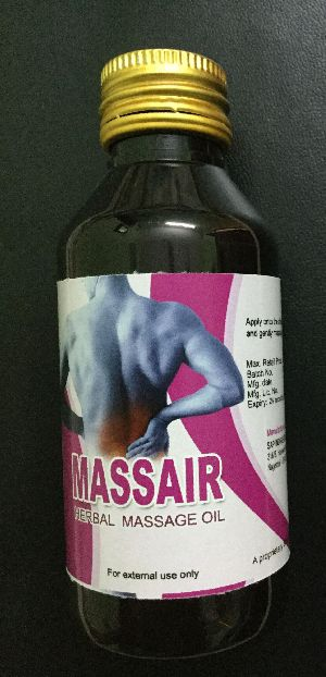 Massair Massage Oil