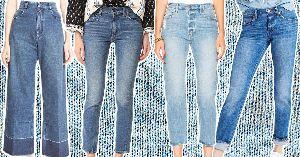 Ladies Jeans 01