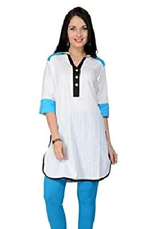 Ladies Plain Kurti 01