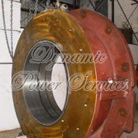 (1B) Turbine Shaft Seal & Housings-Sealing Ring KWU