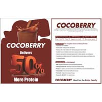 Cocoberry Protein Powder