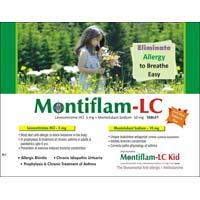 Montelukast & Levocetirizine Tablets