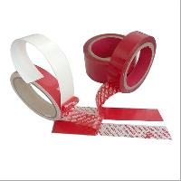 Red Tamper Evident Tapes