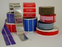 Seal Tamper Evident Tapes