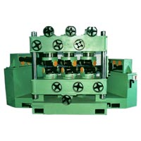Pipe and Tube Straightening Machine