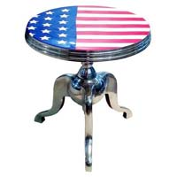 Us Flag Table
