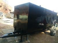 Mobile Bitumen Tank