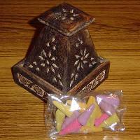 Incense Cone (5 c)