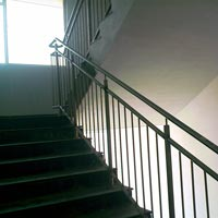 Stainless Steel Stair Railing 01