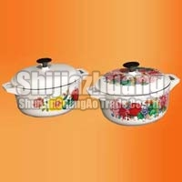 enamel cast iron casseroles