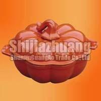Enamel Pumpkin Casserole