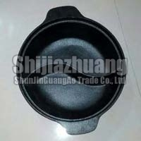 SJGA-black cast iron hot pot