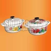 enamel cast iron casseroles