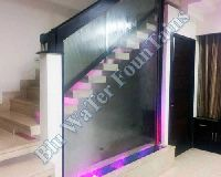 Glass Wall Indoor Fountain