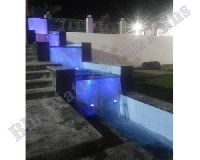 Modern Lighting Garden Outdoor Fountain