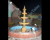 Natural Stone Marble Outdoor Fountain