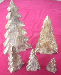 Wooden Trees 01