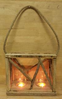 Wooden Lanterns 02