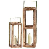 Wooden Lanterns 03