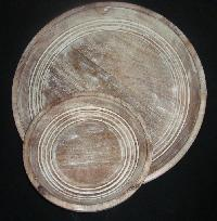 Wooden Serving Trays 02