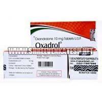 Oxadrol Tablets