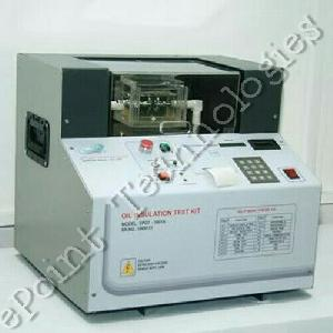 Fully Automatic Oil Insulation Test Kit