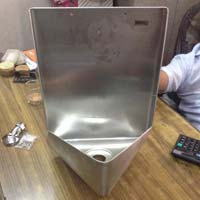 Stainless Steel Public Toilet Urinal
