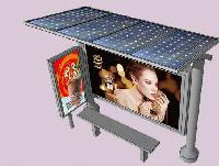 Solar Powered LED Display 02