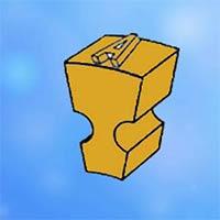 Brass Flat & Logo Type Coding Digits
