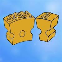 Brass Radial & Logo Type Coding Digits