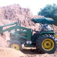 Tractor Mounted Biocoad Loader