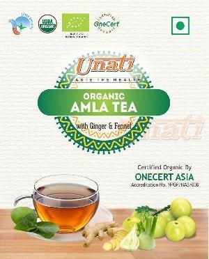 Organic Ginger Amla & Fennel Tea