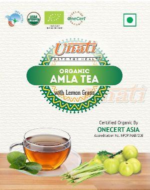 Organic Amla & Lemongrass Tea