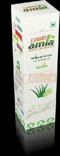 Wheatgrass Amla Juice