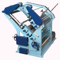 Double Profile Single Face Paper Corrugating Machine