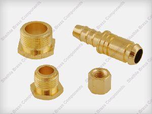 Brass Nipples & Nuts
