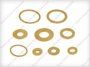 Brass Washer 01