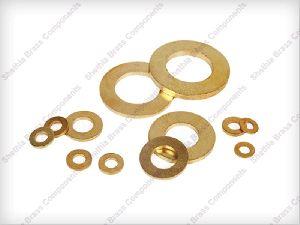 Brass Washer 02