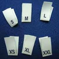 Size Labels