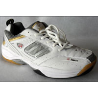 Badminton Shoes Gold