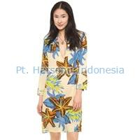 Ladies Batik Dress 03