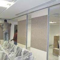 Acoustic Sliding Partitions