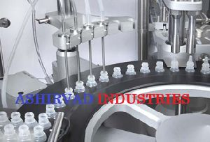 Automatic Eye- Ear Drop Filling Machine