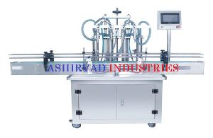 Automatic Piston Filling Machine